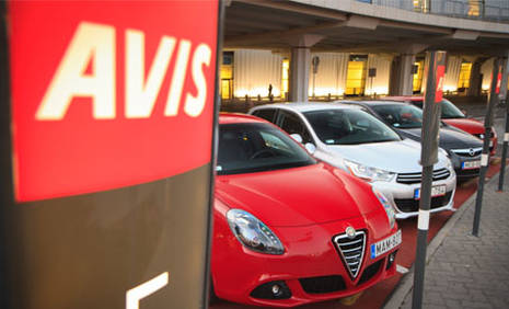 Book in advance to save up to 40% on AVIS car rental in Trier - Train Station - Central Station