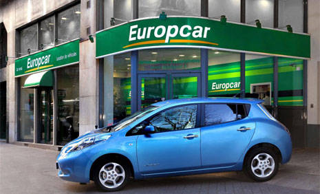 Book in advance to save up to 40% on Europcar car rental in Mayen - Downtown