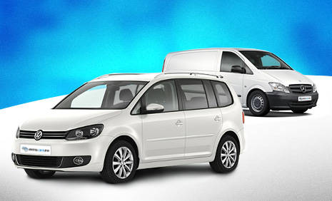Book in advance to save up to 40% on VAN Minivan car rental in Pfarrkirchen