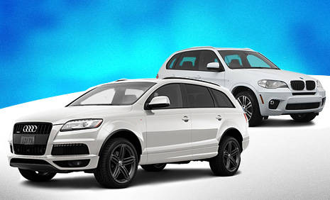 Book in advance to save up to 40% on SUV car rental in Muellheim - Werderstrasse - Downtown