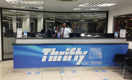Book in advance to save up to 40% on Thrifty car rental in Loerrach